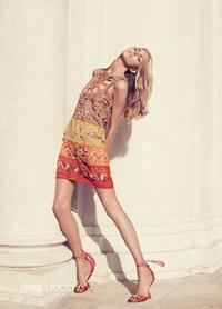 Emilio pucci dress spring 2008 camilla akrans Neiman Marcus art of fashion