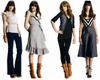 Jovovich hawk for target affordable fashion