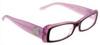 Chic Pink glasses Eyeglasses Frames