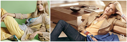 Spring 2008 Gap Tod's High & Low fashion advertising
