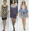 Top 10 Spring 2008 fashion runway trends tribal