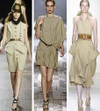Top 10 Spring fashion runway trends safari inspired