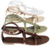 Pierre hardy for the gap grecian gladiator flats