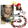Top 10 spring 2008 trends big jewelry accessories YSL stars necklace