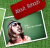 Online clothing swaps rehash 70s hippie dude