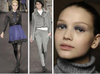 Rag and bone fall 2008 Blade Runner Inspired Chic Runway Makeup Gucci Westman