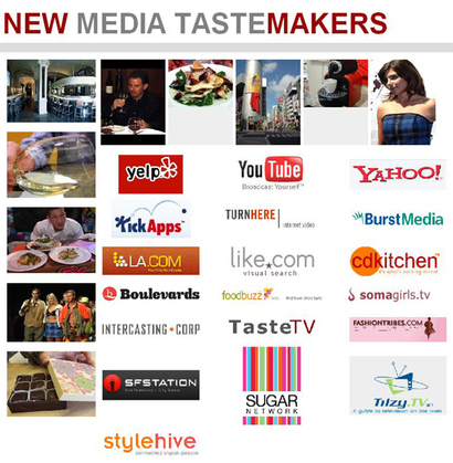 New media tastemakers Trends summit