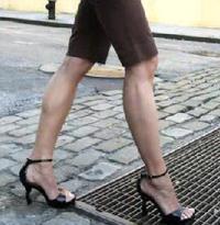 High heel protectors smart heel