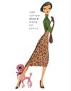 Ruben toledo fashion illustration nina garcia