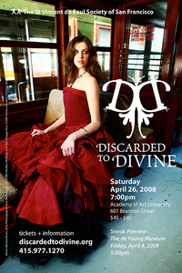 Discarded to Divine Recycled gown