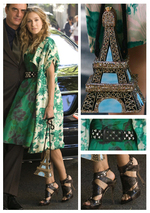 Sex_and_the_city_green_floral_dress