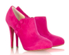 Hot_pink_ankle_booties_shoes