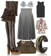 Fall_fashion_brown_peep_toe_boot
