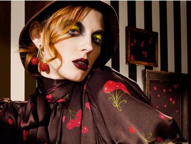 Mac_cult_of_cherry_makeup_look