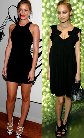Fashiontribes.com Fashion Blog - Style, Beauty, Luxury Lifestyle & Shopping: Little Black Dresses for Big Spenders