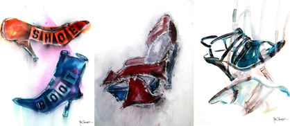 Paintings_about_shoes