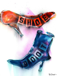 Paintings_of_shoes_boots_fine_art_2