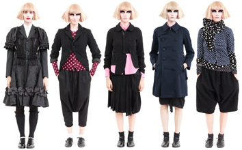 Comme des Garcons for H&M is Coming Soon!