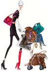 Fashion_illustration_shopaholic