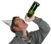 Guzzling_champagne