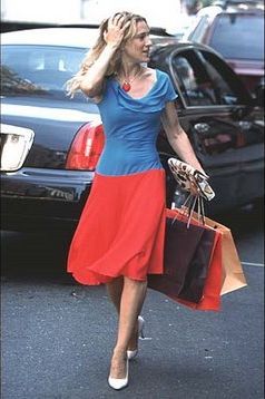 Carrie_red_blue_tracy_feith_dress