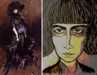 Marchesa_luisa_casati_paintings portraits