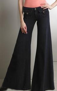 The Top 20 Wide-Legged Jeans & Pants to Help Get a Leg up On the ...
