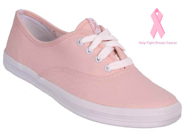 keds champion breast cancer