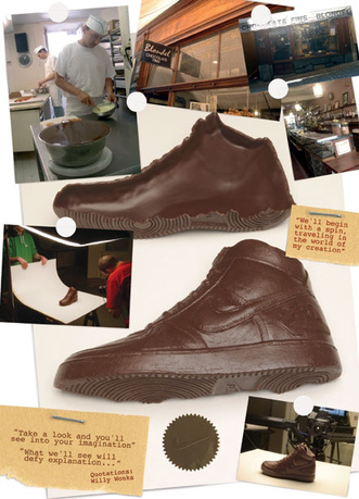 Chocolate_nike_sneakers_being_made
