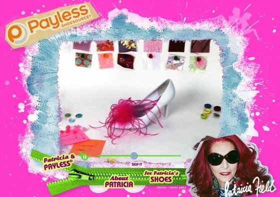 patricia field for payless. Patricia Field, Costume