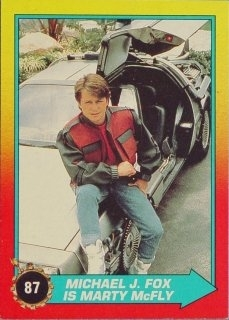 Marty_mcfly_on_car