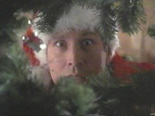 National Lampoon Christmas Vacation Clark Griswold Christmas Tree Squirrel