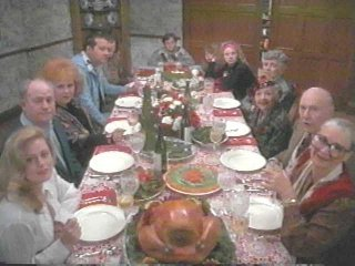 National Lampoon Christmas Vacation Family Dinner