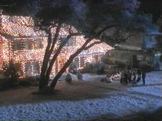National Lampoon Christmas Vacation House Holiday Lights
