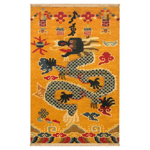 Tibetan Design Rug