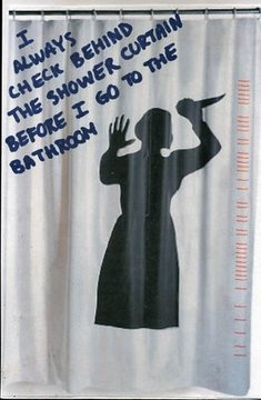 Behind the Shower Curtain | Faith for These Times' Blog