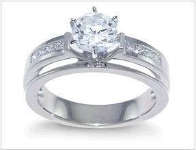 wilmington wedding rings rain